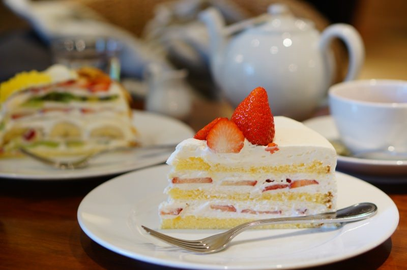 [名古屋] 人氣蛋糕店 Harbs 榮本店