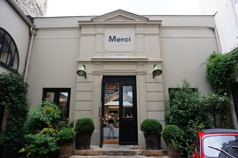 [法國] 巴黎 瑪黑區 Merci概念店 生活雜貨店