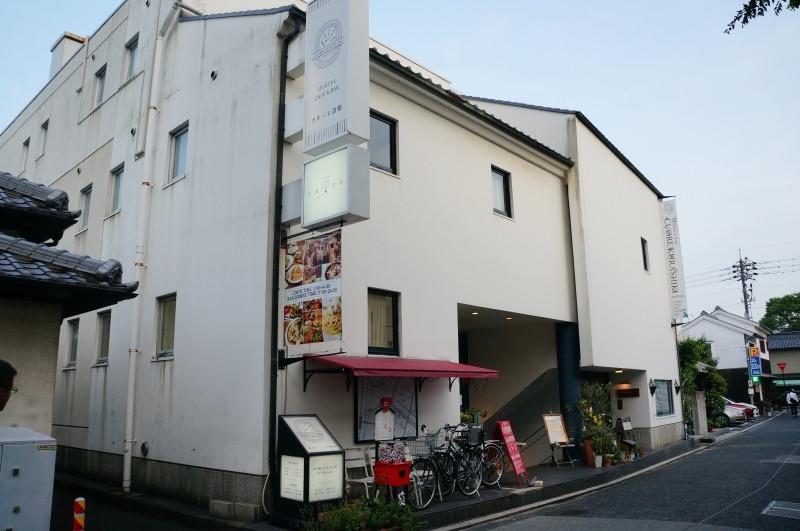 [岡山住宿] 倉敷 處處驚奇設計旅店 Hostel Cuore