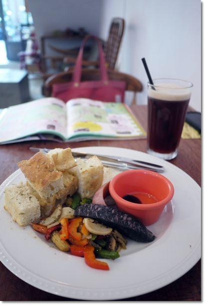 [早午餐] 新北 板橋 – Merci Cafe