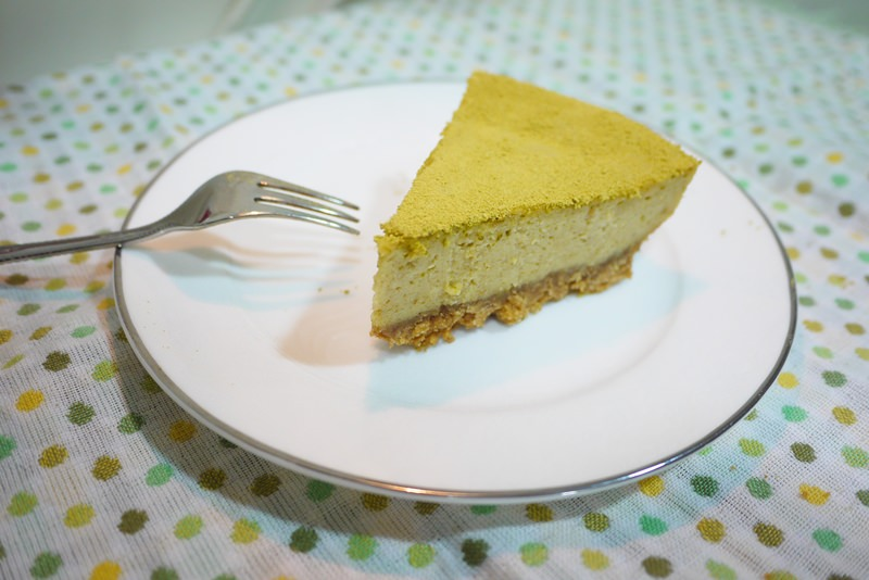 [烘焙] 抹茶起司蛋糕