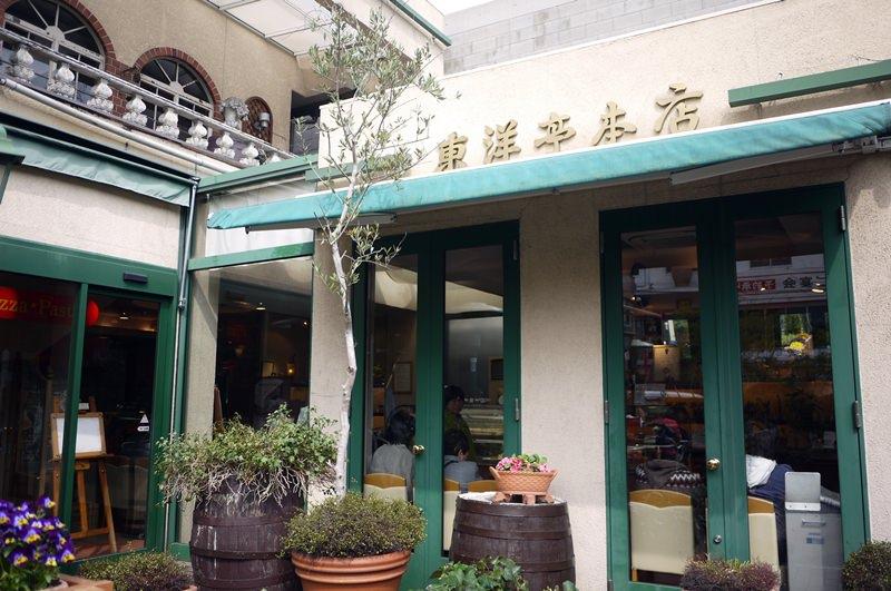 [京都] 百年洋食老店 東洋亭本店