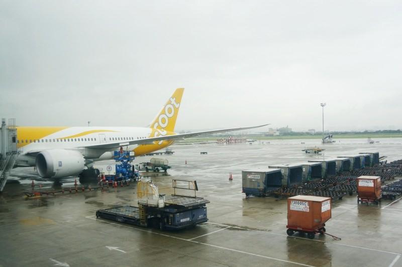 [日本] 酷航Fly Scoot 夢幻客機787 台北TPE-札幌CTS TZ216