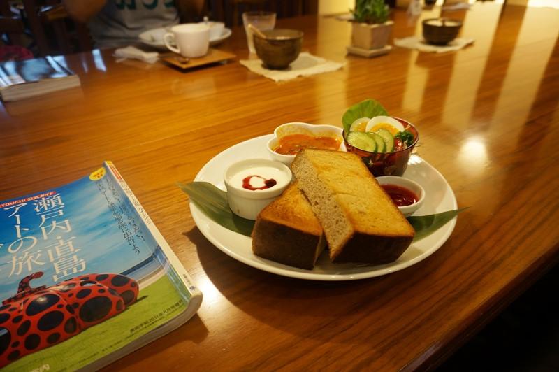[香川] 高松 仏生山 – Cafe asile 實惠豐盛早餐組合