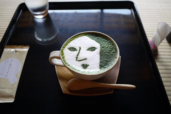 [京都] よーじやカフェ Yojiya Cafe  銀閣寺店