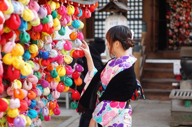 [京都] 風香のきもの 和服體驗