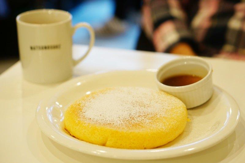 [京都] 鬆餅名店 Cafe & Pantry 松之助京都本店