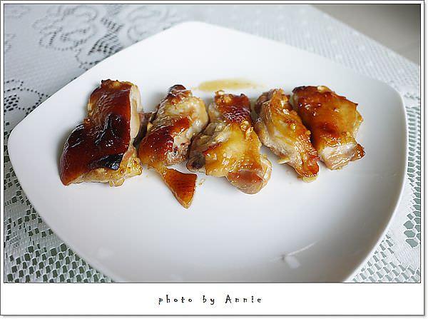 <料理> 蜜汁雞腿排
