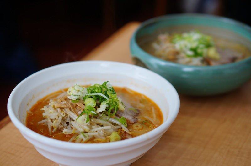 [北海道] 札幌 麵屋彩未 北海道第一名味噌拉麵