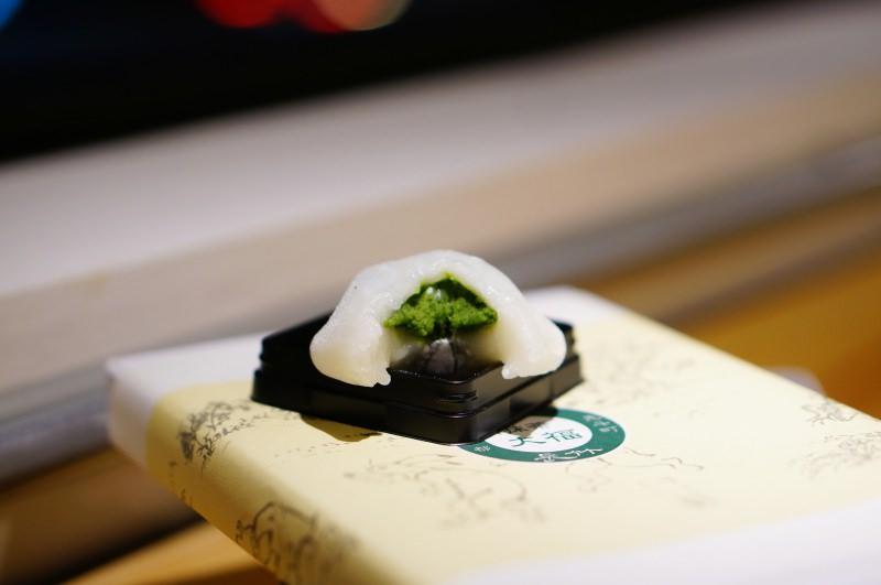 [京都] 先斗町 茶香房長竹 讓人念念不忘的抹茶大福