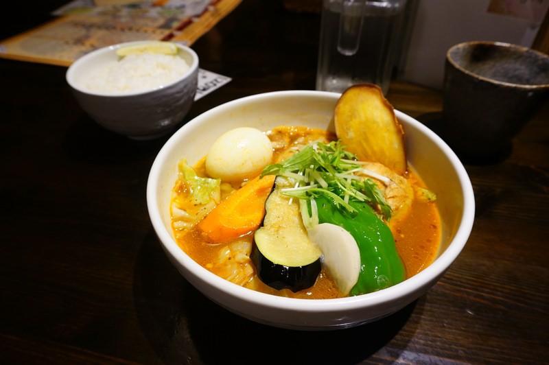[北海道] 札幌 湯咖哩名店 奧芝商店本店