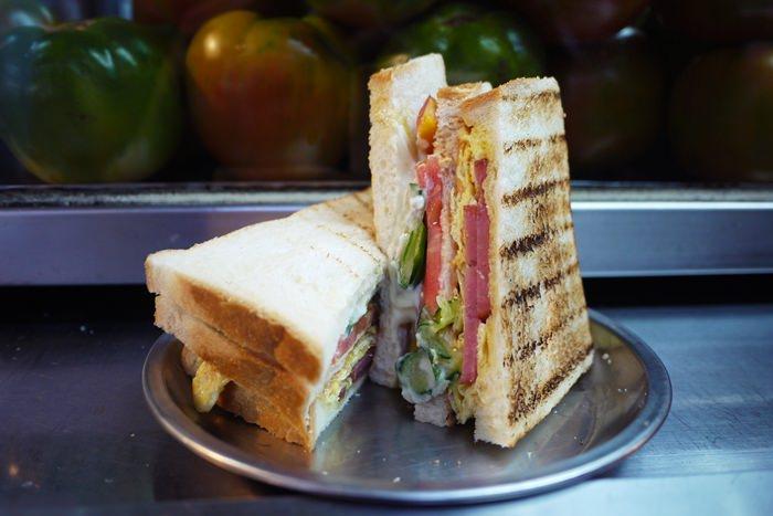 [小吃] 基隆 廟口 – 碳烤三明治