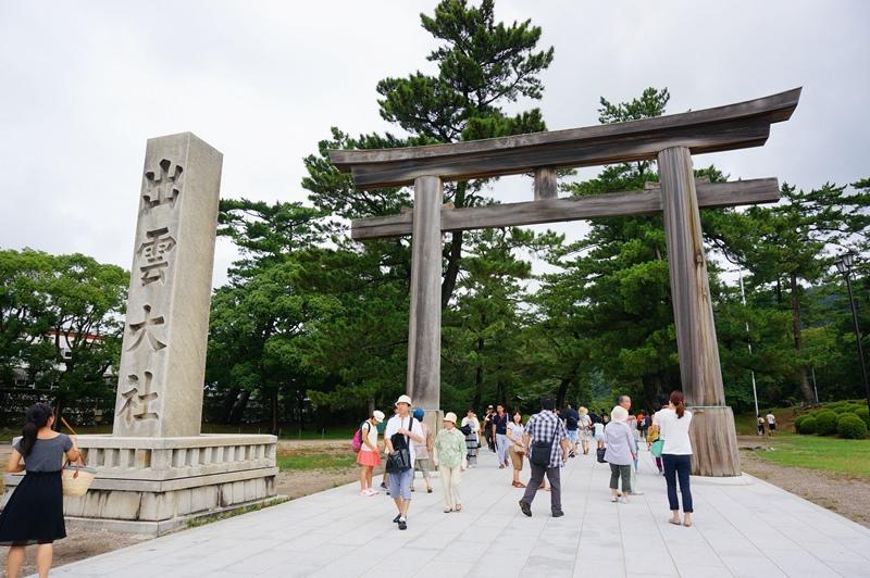[島根] 求良緣之旅 出雲大社 & 八重垣神社