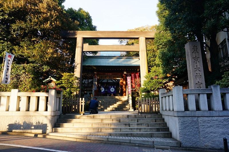 [東京] 祈求良緣 神樂坂 東京大神宮