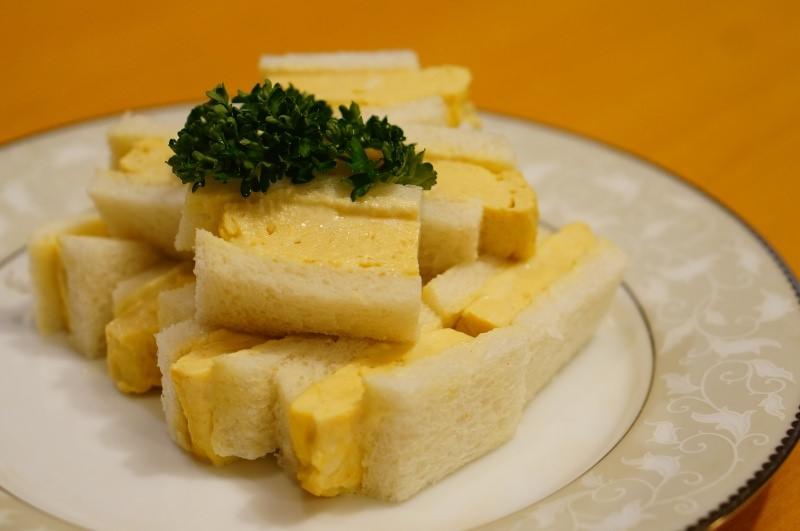 [東京] 麻布十番 人氣玉子燒三明治 天のや