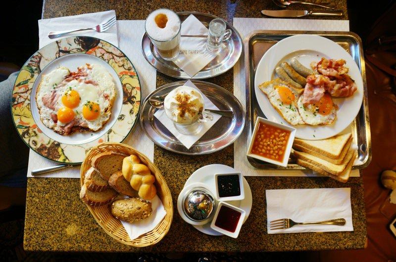 [捷克] 布拉格 Café Imperial 帝國咖啡館 世界十大美麗咖啡館