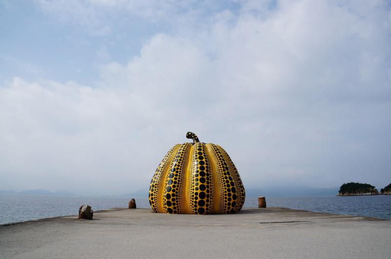 [香川] 再訪依舊迷人 直島一天一夜短暫散策