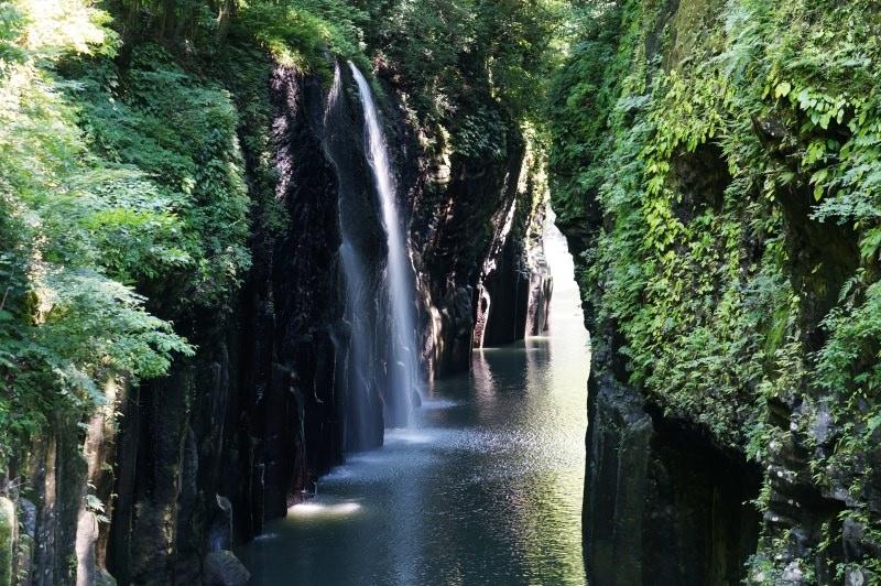 [宮崎] 神話之地 高千穗峽一日遊 真名井瀑布